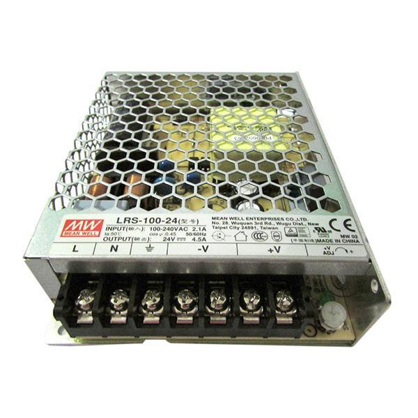 PREMIUMLUX Napájecí zdroj Mean Well LRS-100-24 100W 4,2A 24V DC